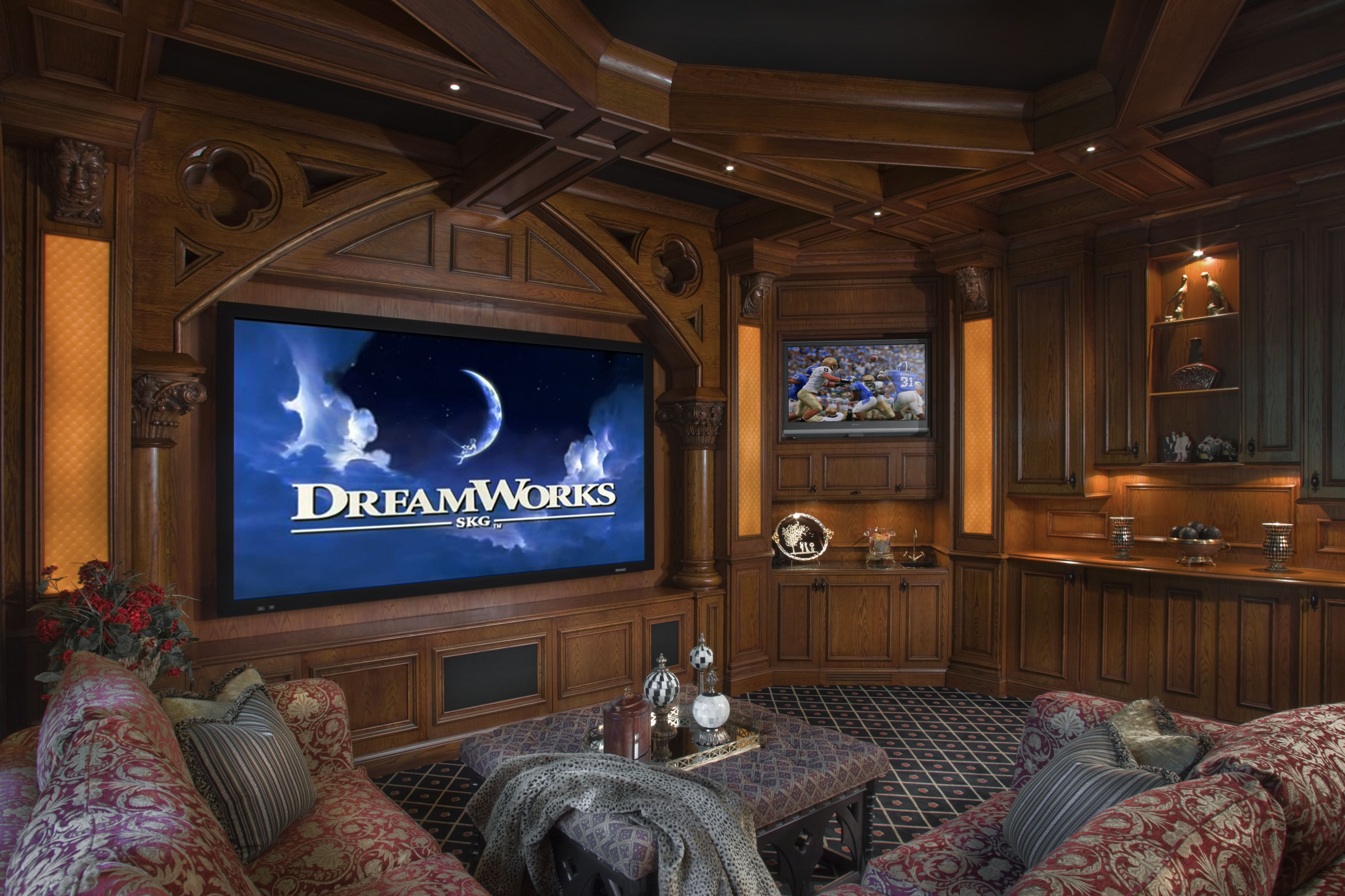 Amazing Home Theaters - www.baseelectronics.ca